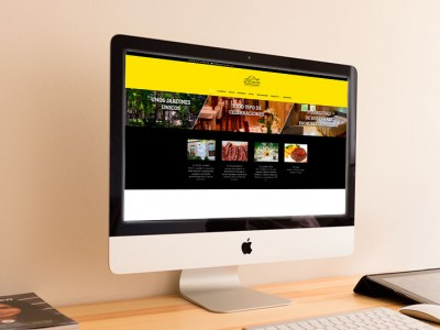Web presencial-restaurante la Brasa