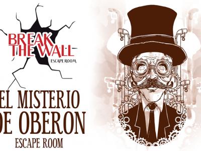 Web a medida-break the wall-escape room