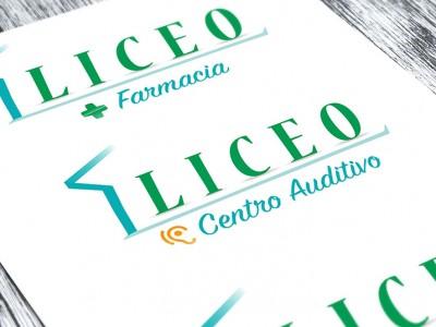 Diseño de logo y aplicativos-farmacia liceo